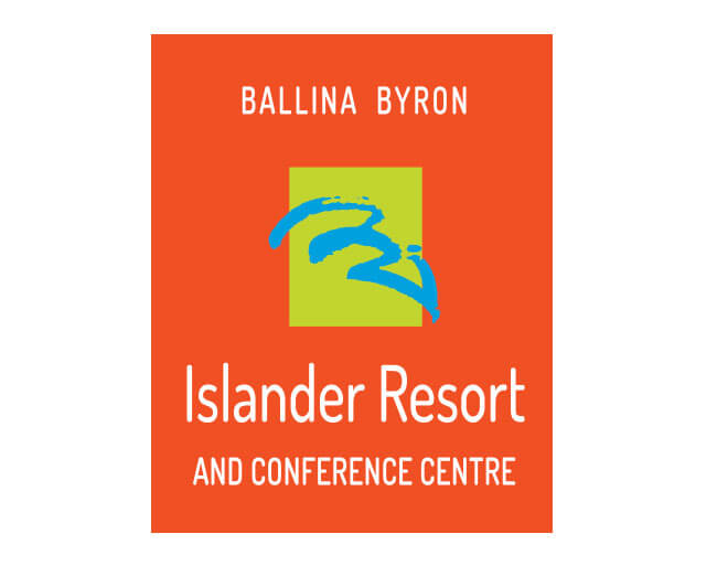 Ballina Byron Islander Resort and Conference Centre - Logo Design and Stationary