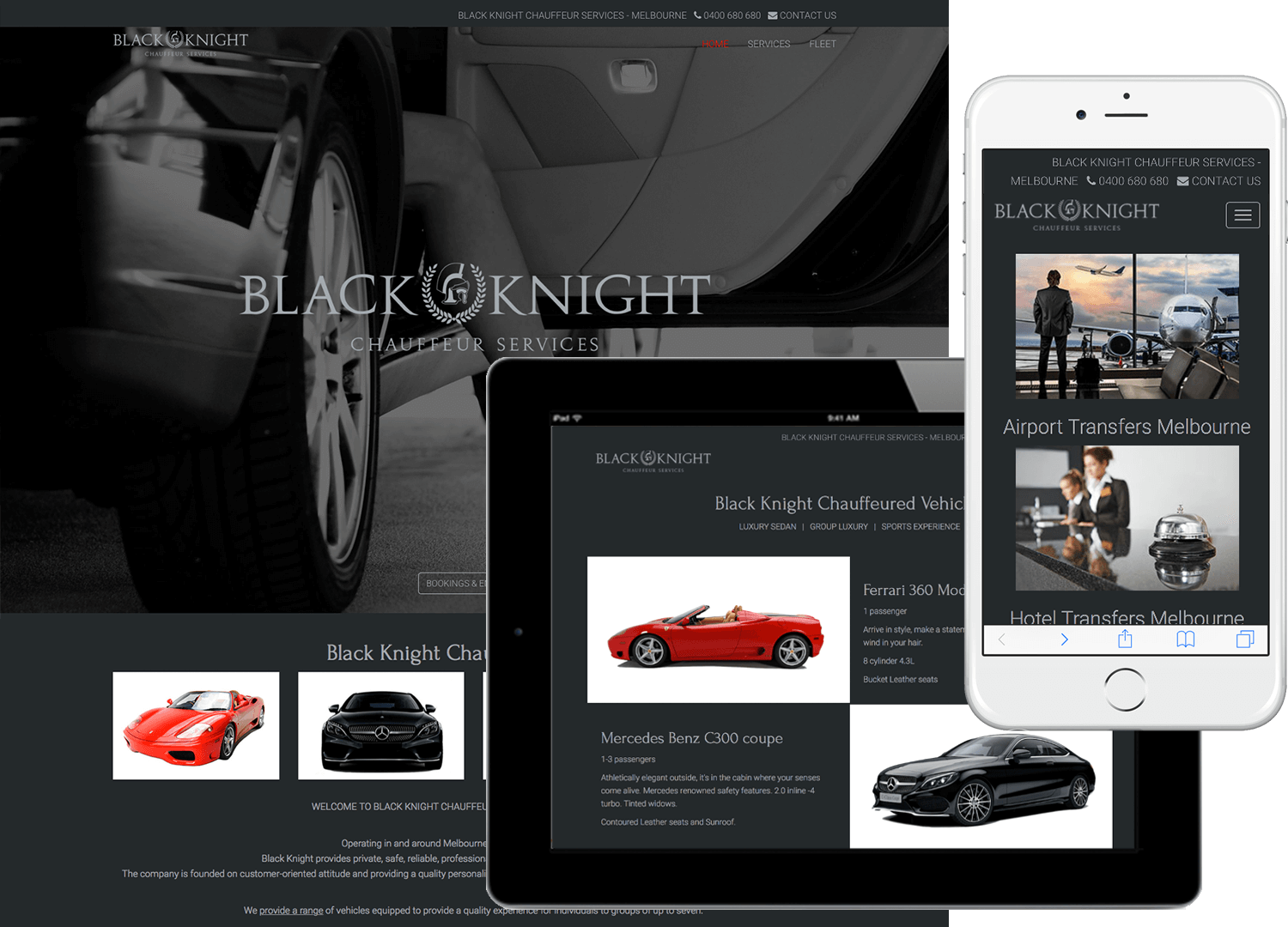Black Knight Chauffeur Services