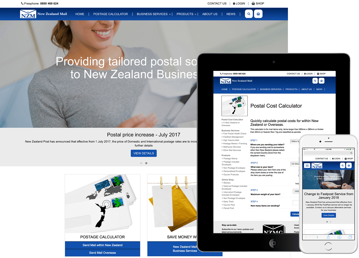 New Zealand Mail